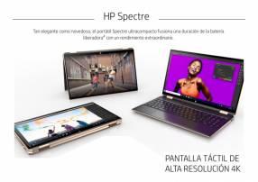Notebook HP Spectre X360 i7