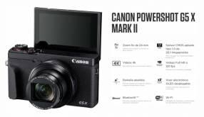Cámara Canon PowerShot G5X Mark II