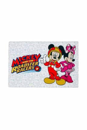 Alfombra con Diseño de Mickey y Minnie