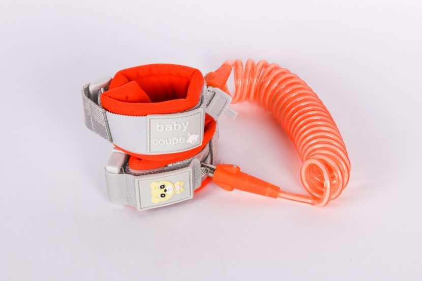 Pulsera Anti Perdida Color Naranja - 1
