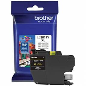 Cartucho brother lc3019y yellow p/6530/6730/6930