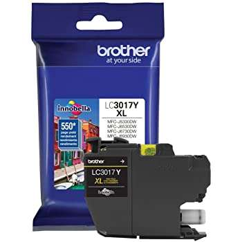 Cartucho brother lc3019y yellow p/6530/6730/6930 - 0