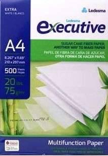 Resma executive a4 500 hojas