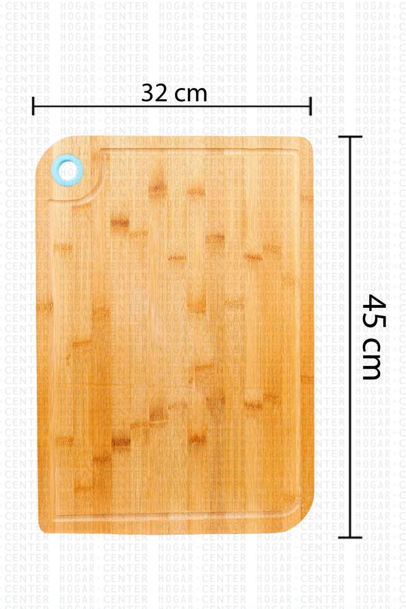 Tabla de Picar de Bambú - 0