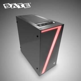 Gabinete satellite k376 gamer