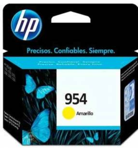 Cartucho hp l0s56al 954 yellow ( imp hp 8710 )