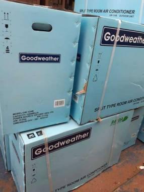 Aire acondicionado Goodweather de 12.000 btu