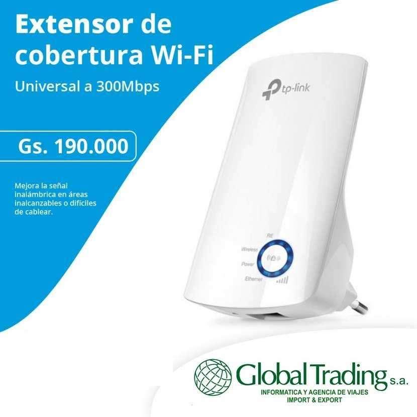 Repetidor de Wi-Fi - 0