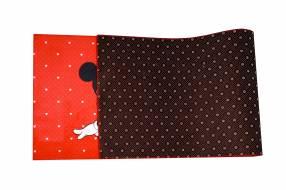 Alfombra Infantil con Diseño de Minnie Mouse