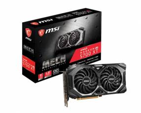 Vga 8 gb MSI Radeon RX 5500 XT Mech OC gddr6