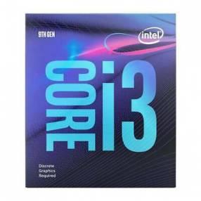 Cpu intel i3-9100f 3.6ghz 6mb 9na generacion