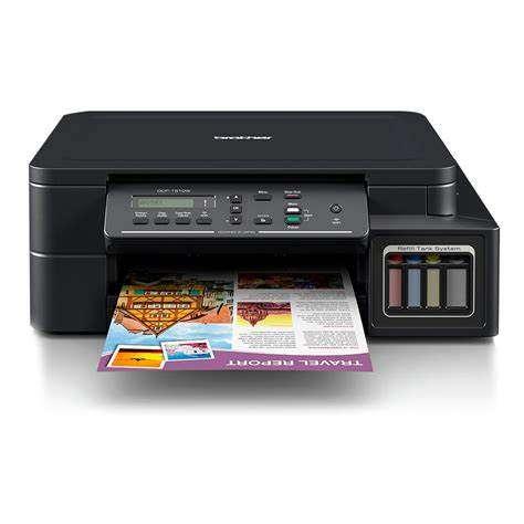 Impresora brother dcp-t510w wifi multifuncional 220v tank (garantia 1 año)