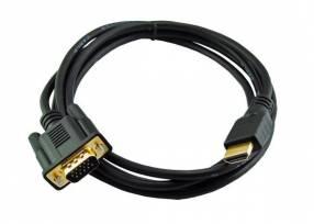 Cable hdmi-vga 1.80mts