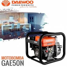 Motobomba Daewoo 2 pulgadas