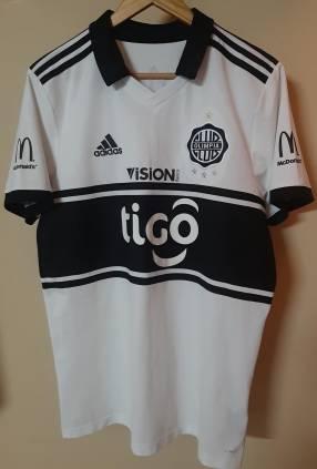 Camiseta original Club Olimpia