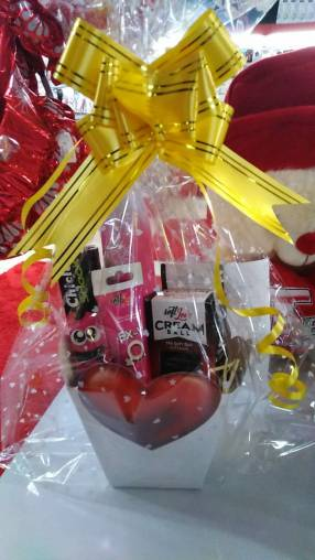 Kit especial para el dia de los enamorados