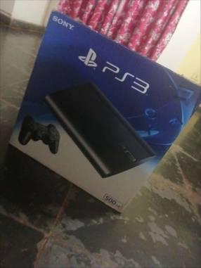 PlayStation 3 500 gb con 77 juegos incluidos