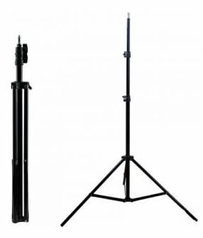 Trípode para luz regulable hasta 2 metros
