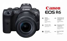 Canon EOS R6 Kit 24-105 f/4-7.1 IS STM