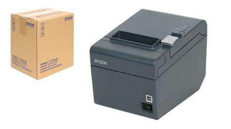 Impresora epson tm-t20iii edge usb/serial termica