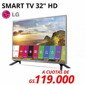 Smart TV LG de 32 pulgadas HD