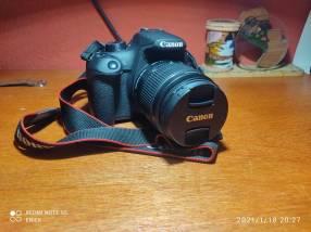 Cámara profesional Canon T5