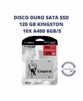 Disco duro sata ssd Kingston 120 gb