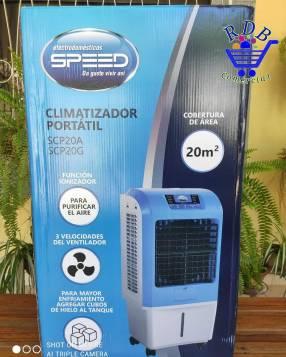 Climatizador Portátil Speed