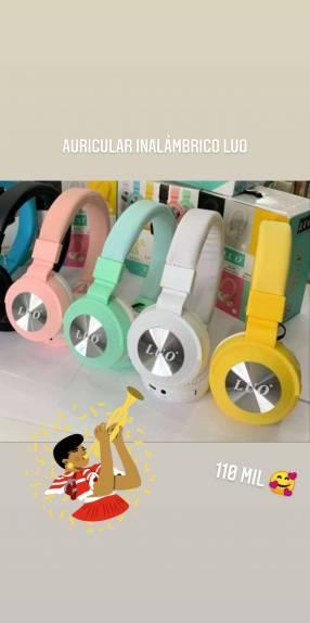 Auricular inalámbrico Luo