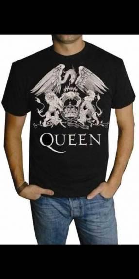 Remeras personalizadas de Queen
