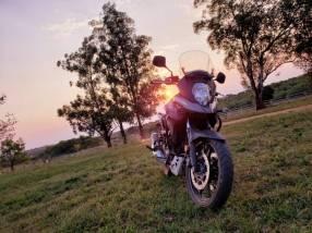 Moto Suzuki V-Strom 650 cc ABS