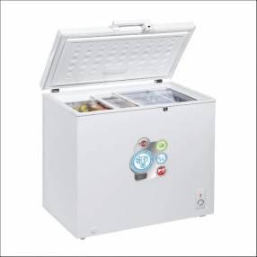 Congelador Tokyo 200 litros tapa ciega y vidrio deslizante TCON230CV/IC