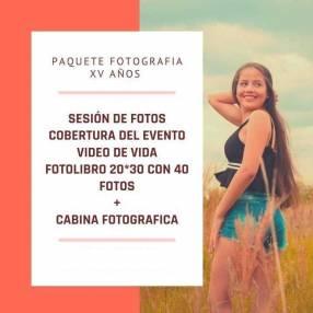 Fotografía para 15 años