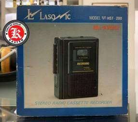 Vintage Radio Cassette Grabador