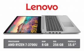 Notebook Lenovo Ryzen 7 SSD 256GB