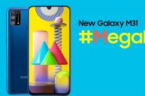 Samsung Galaxy M31 de 128 gb Dúos negro