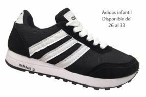 Calzado Adidas infantil calce 26 al 33