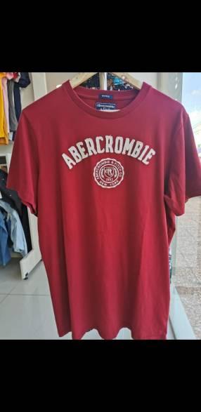 Remeras Abercaombie XL