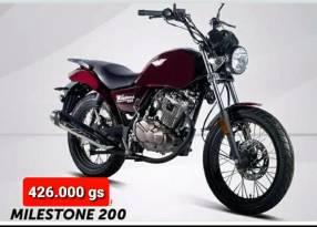 Moto Kenton Milestone 200 cc