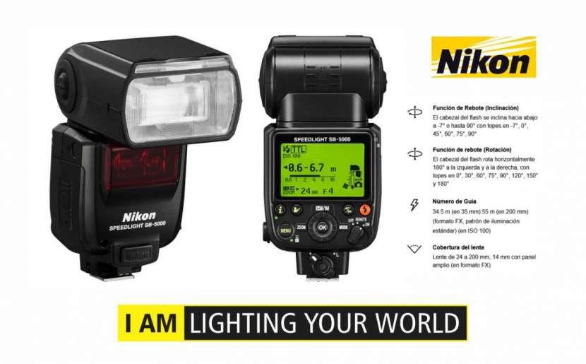 Flash Nikon SB-5000 - 0