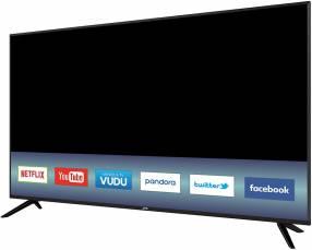 Smart tv 4K UHD JVC 58 pulgadas Netflix Youtube