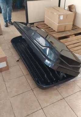 Porta equipaje para vehículo extra grande 780 lts