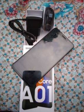 Samsung Galaxy A01 Core de 16 gb negro