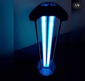 Luz esterilizadora