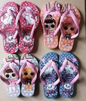 Zapatillas para niños y niñas