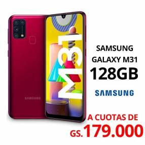 Samsung Galaxy M31 de 128gb