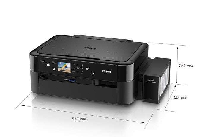 Impresora Multifuncion Epson EcoTank L850 - 3