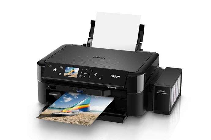 Impresora Multifuncion Epson EcoTank L850 - 1