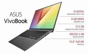 Notebook Asus VivoBook Intel Core i5 MX250
