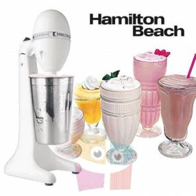 Mezclador de bebidas Hamilton Beach DrinkMaster blanco